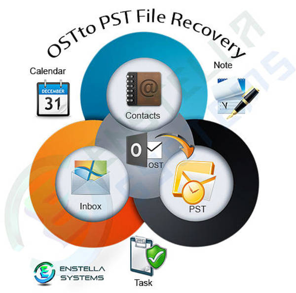 Converter Mixed Media - Ost File Recovery by Jams Robert