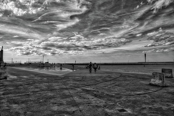 Photograph - Ostend 1 by Ingrid Dendievel