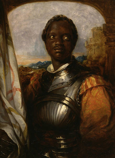 Painting - Othello by William Mulready