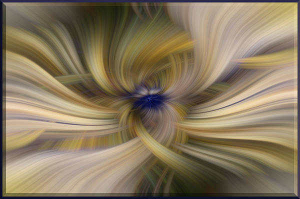 Digital Art - Other Side Of Blue by Mark Myhaver
