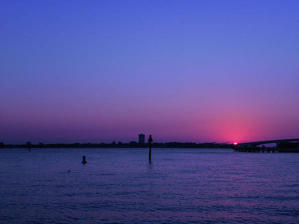 Florida Wall Art - Photograph - Other Side by Ric Schafer