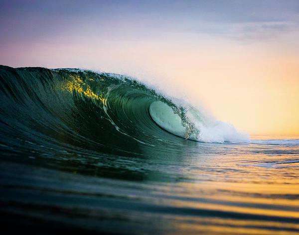 Waves Photograph - Other World by Ryan Moore