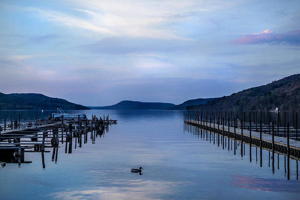 Photograph - Otsego Lake by Don Johnson