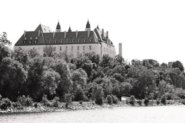 Photograph - Ottawa Over The Canal by Traci Cottingham