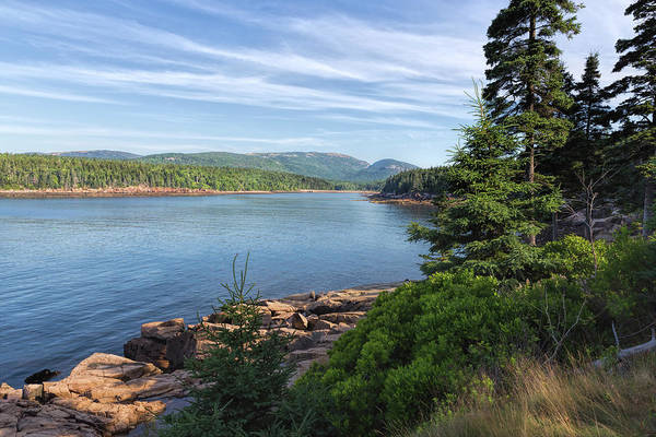 Photograph - Otter Cove by John M Bailey