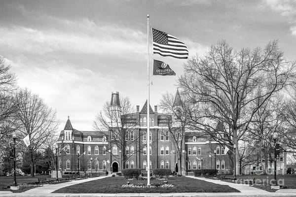 Photograph - Otterbein University Towers Hall by University Icons