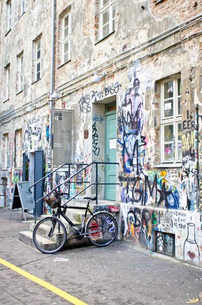 Wall Art - Photograph - Otto Weidt's Museum by Tom Gowanlock
