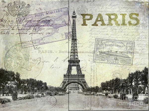 Wall Art - Photograph - Oui Paris by Jon Neidert
