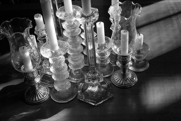 Photograph - Our Candlestick Cluster by Polly Castor