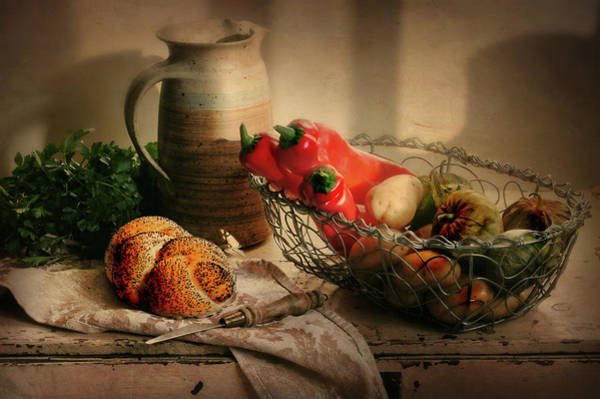 Wall Art - Photograph - Our Daily Bread by Diana Angstadt