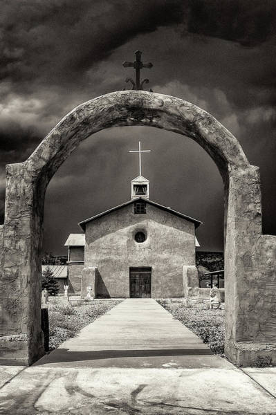 Photograph - Our Lady Of Guadalupe by Lou  Novick
