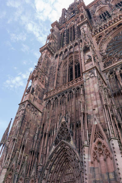 River Ill Wall Art - Photograph - Our Lady Of Strasbourg by Teresa Mucha
