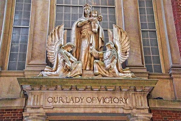 Photograph - Our Lady Of Victory by Alice Gipson