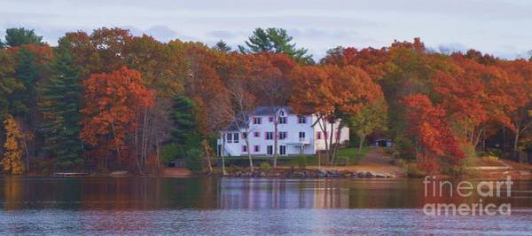 Willett Photograph - Our Neighbor Across The Pond by Marcus Dagan