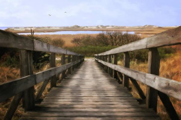 Painting - Our Path Emerges - Landscape Art by Jordan Blackstone