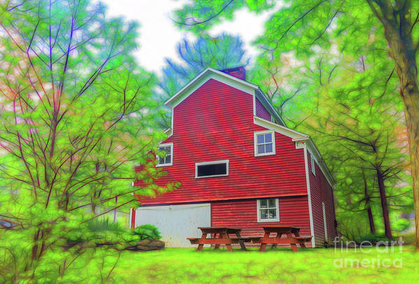 Photograph - Out In The Country by Jim Lepard