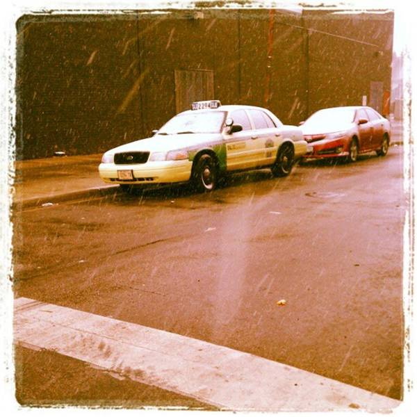 Photograph - Out Of Service #snow #chicago #mylife by Tammy Winand