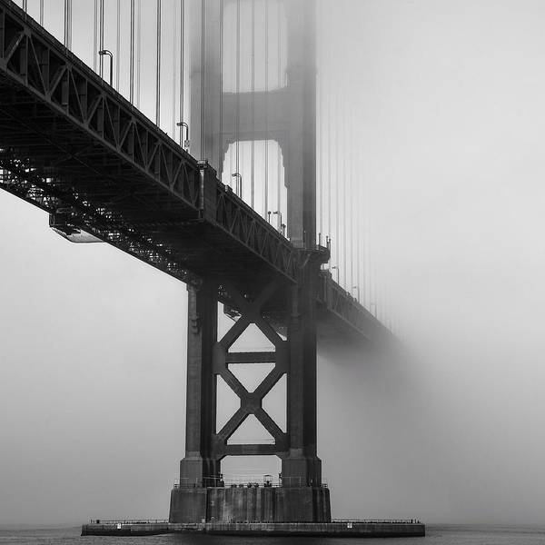 Photograph - Out Of The Fog by Rand