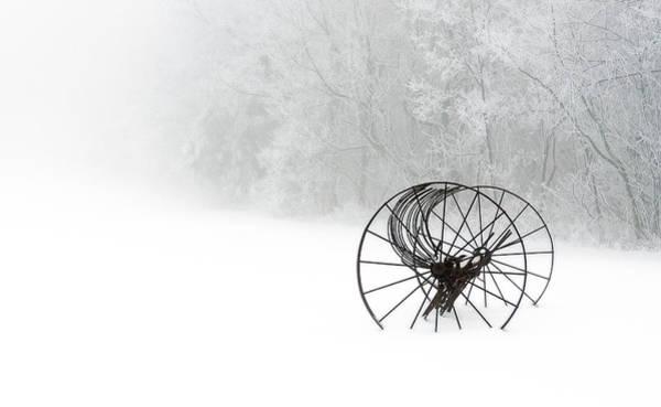 Out Of The Mist A Forgotten Era 2014 II Art Print