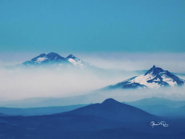 Photograph - Out Of The Mists by Susan Molnar