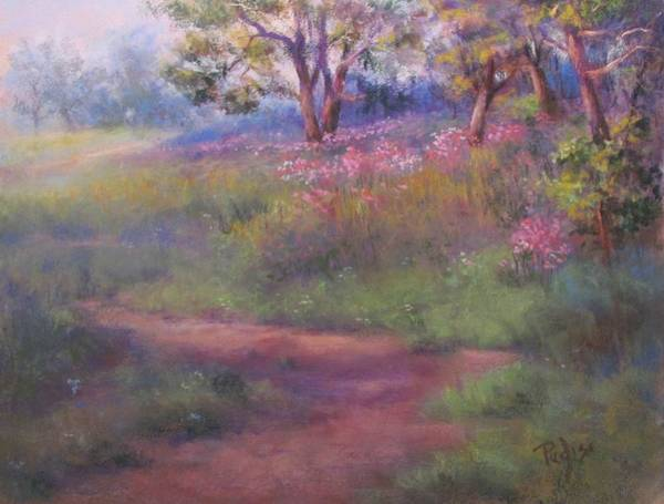 Pastel - Out Of The Woods by Bill Puglisi