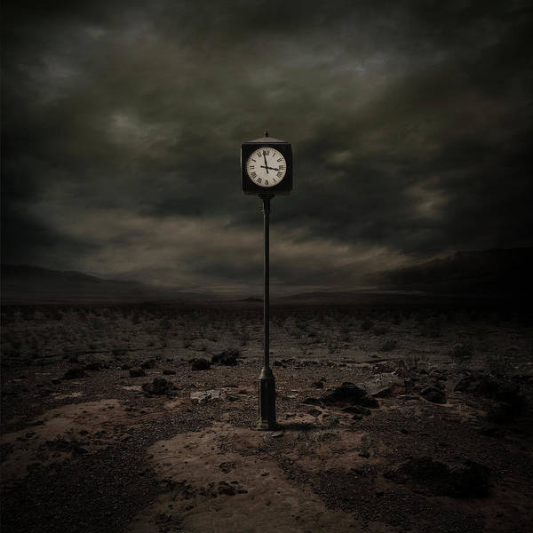 Wall Art - Digital Art - Out Of Time by Zoltan Toth