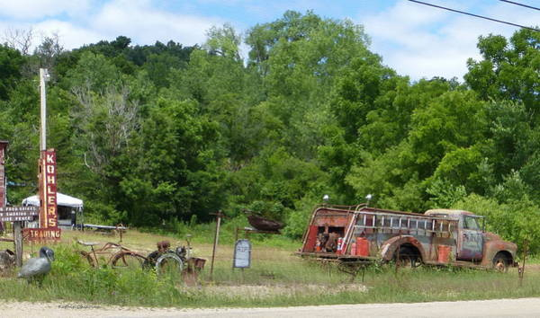 Photograph - Out To Pasture by Kathie Chicoine