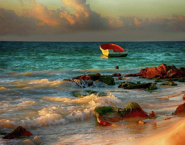 Photograph - Out To Sea by Coleman Mattingly