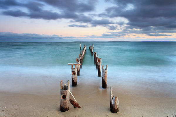 Wall Art - Photograph - Out To Sea II by Katherine Gendreau