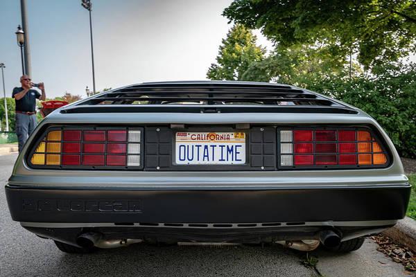 Photograph - Outatime by Randy Scherkenbach