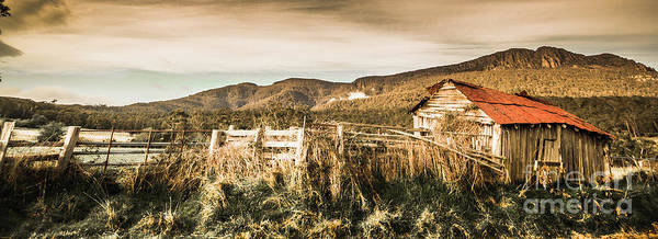 House Beautiful Photograph - Outback Obsolescence  by Jorgo Photography - Wall Art Gallery