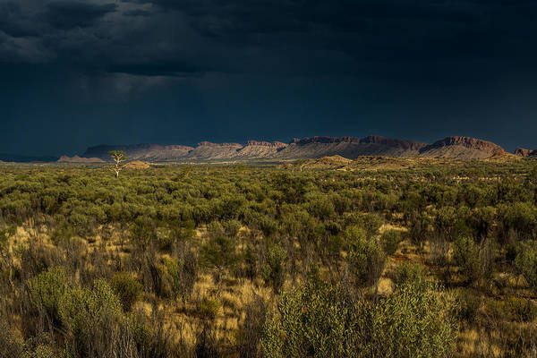 Photograph - Outback Storm by Racheal Christian