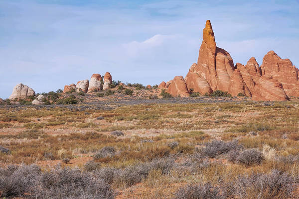 Photograph - Outcroppings by John M Bailey