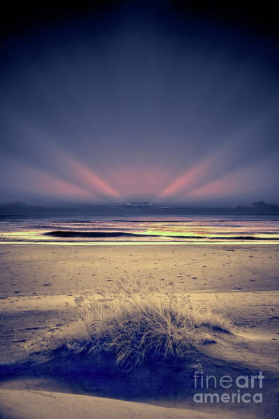 Wall Art - Photograph - Outer Banks - Radiant Sunrise by Dan Carmichael