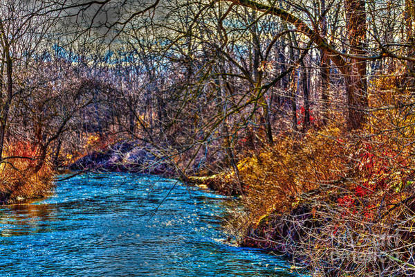 Photograph - Outlet Creek by William Norton
