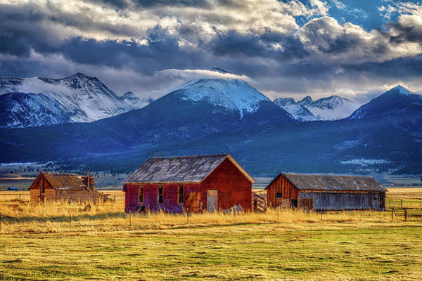 14er Photograph - Outliers by Eric Glaser
