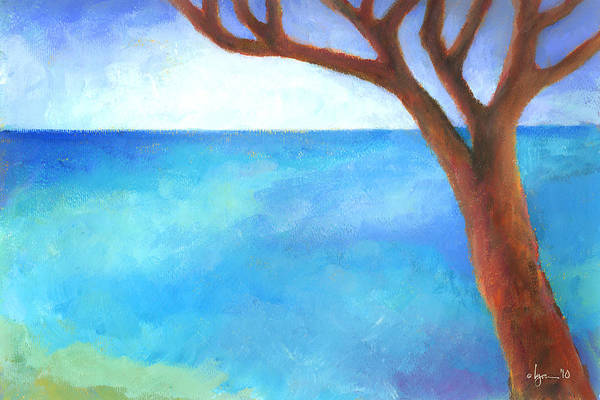 Painting - Outlook by Angela Treat Lyon