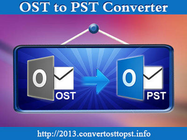 Converter Mixed Media - Outlook Ost File Recovery by Jams Robert