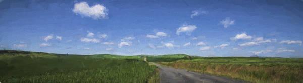 Digital Art - Outskirts On The Palouse II by Jon Glaser