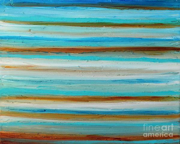 Painting - Outstretch 2 by Preethi Mathialagan