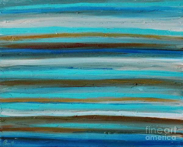 Painting - Outstretch 3 by Preethi Mathialagan