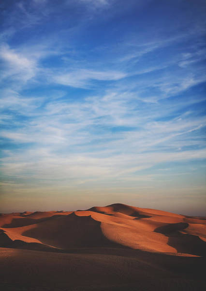 Sand Dunes Photograph - Over And Over by Laurie Search