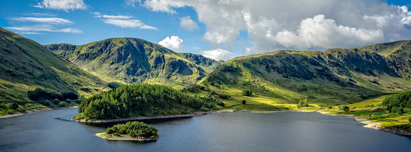 Haweswater Wall Art - Photograph - Over Haweswater by Out Venture