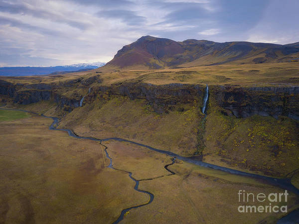 Photograph - Over Iceland  by Michael Ver Sprill