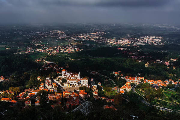 Photograph - Over Sintra by Nisah Cheatham