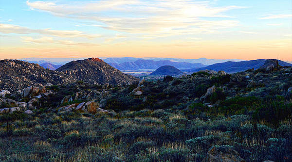 Photograph - Over The Hills To The Valley by Glenn McCarthy Art and Photography