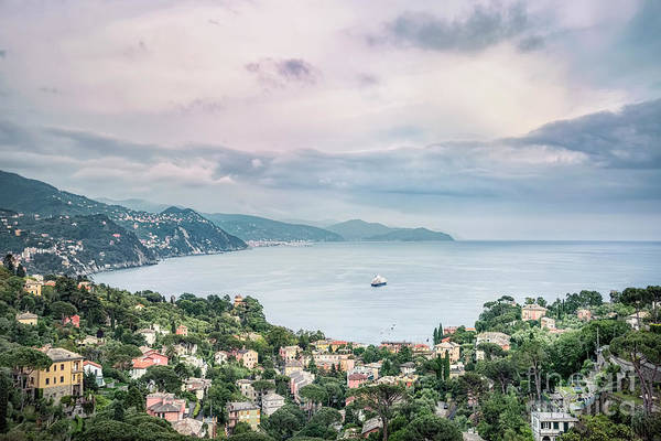 Residential Photograph - Over The Mountains And Into The Sea by Evelina Kremsdorf