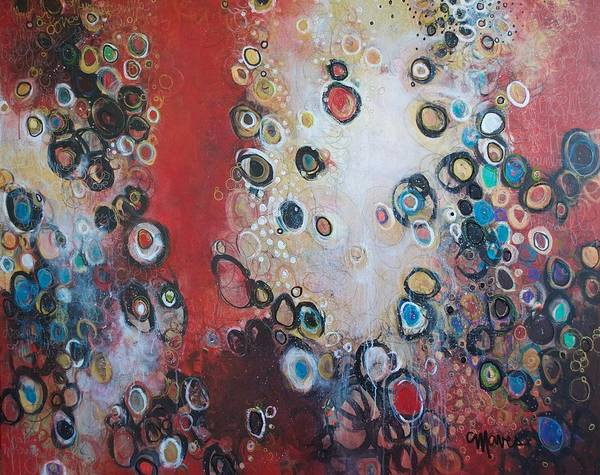 Painting - Over The Rainbow by Laurie Maves ART