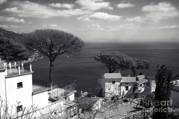 Wall Art - Photograph - Over The Trees In Ravello by John Rizzuto
