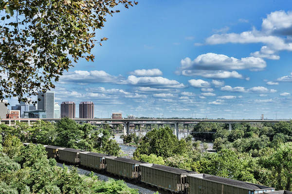Photograph - Overlooking Richmond by Sharon Popek